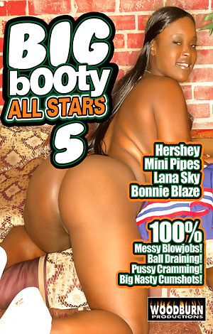 Big Booty All Stars #5 Porn Video Art
