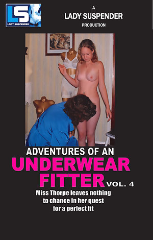 Adventures of an underwear fitter adult rental
