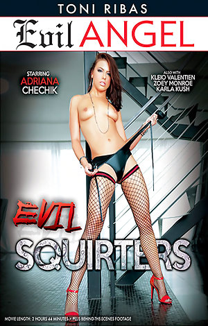 Evil Squirters Porn Video