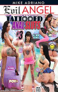 Tattooed Anal Sluts #3 | Adult Rental