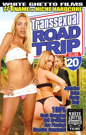 Transsexual Road Trip #20 Porn Video