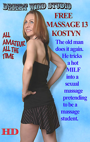 Free Massage #13 - Kostyn Porn Video Art