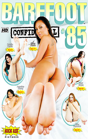 Barefoot Confidential #85 Porn Video Art