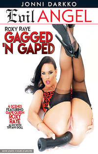 Roxy Raye Gagged 'N Gaped | Adult Rental
