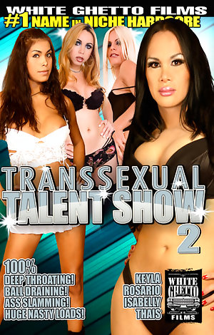Transsexual Talent Show #2 Porn Video