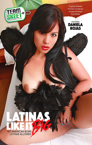 Latinas Like It Big Porn Video