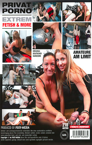Privat Porno Extrem - Fetish And More Porn Video Art