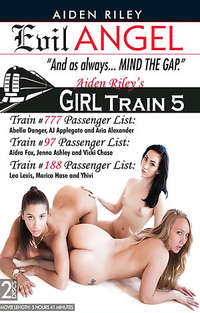 Girl Train #5 - Disc #2 | Adult Rental