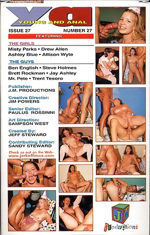 YA Young and Anal #27 Porn Video Art