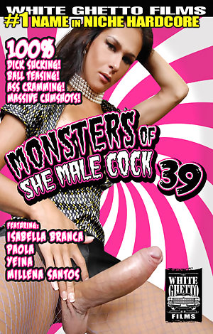 Monsters OF She Male Cock #39 Porn Video Art