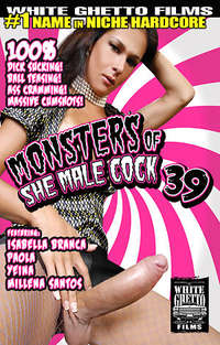 Monsters OF She Male Cock #39 | Adult Rental