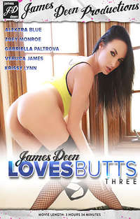 James Deen Loves Butts #3 - Disc #1 | Adult Rental