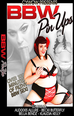 BBW Pinups Porn Video Art