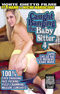 Caught Banging The Babysitter #4 | Adult Rental