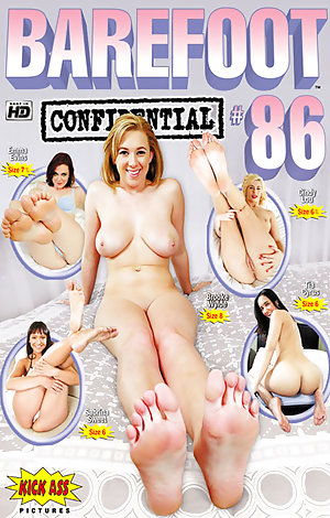 Barefoot Confidential #86 Porn Video Art