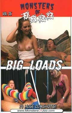 Monsters Of Jizz #35 - Big Loads | Adult Rental