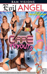 Gape Tryouts - Disc #1 | Adult Rental
