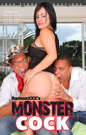 Ramon XXX's Monster Cock Porn Video Art