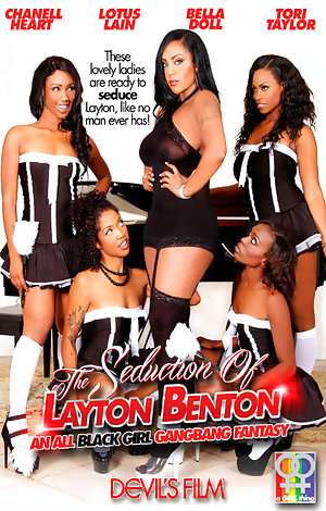The Seduction Of Layton Benton Porn Video Art
