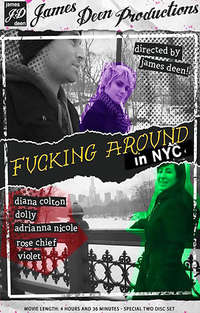 Fucking Around In NYC - Disc #1 | Adult Rental