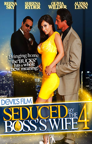 Seduced By The Boss's Wife #4 Porn Video Art
