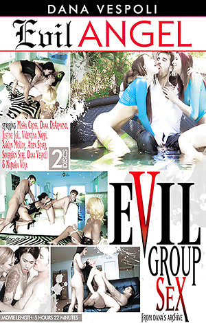 Evil Group Sex - Disc #1 Porn Video