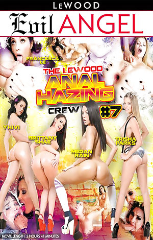 The Lewood Anal Hazing Crew #7 Porn Video Art