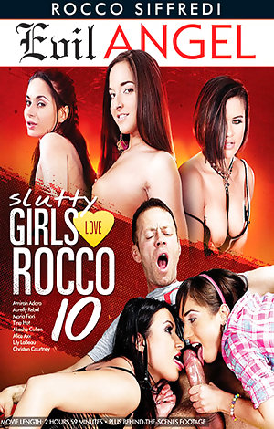 Slutty Girls Love Rocco #10 Porn Video