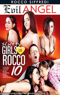 Slutty Girls Love Rocco #10 | Adult Rental