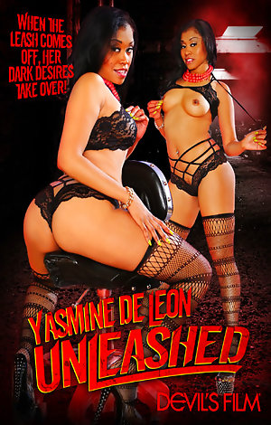 Yasmine De Leon Unleashed Porn Video Art