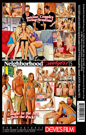 Neighborhood Swingers #15 Porn Video Art