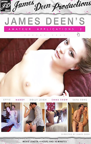 James Deen's Amateur Applications #2 - Disc #2 Porn Video