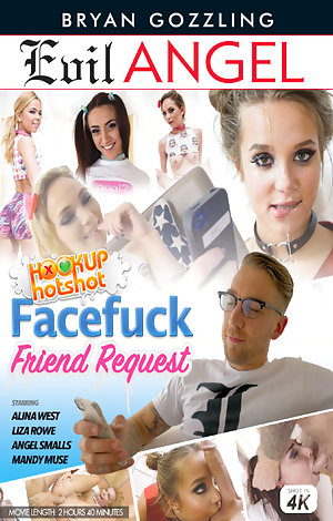 Hookup Hotshot - Facefuck Friend Request  Porn Video Art