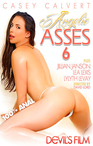 Angelic Asses #6 Porn Video