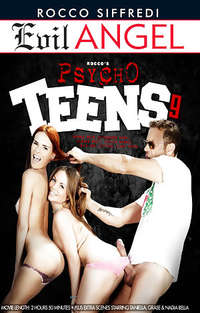 Rocco's Psycho Teens #9 | Adult Rental