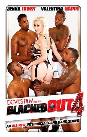 Blacked Out #4 Porn Video Art