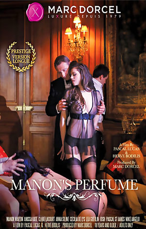 Manon's Perfume Porn Video Art