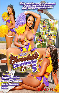 Chocolate Cheerleader Camp #5