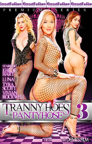 Tranny Hoes In Pantyhose #3 Porn Video Art