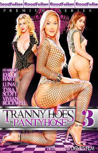 Tranny Hoes In Pantyhose #3 | Adult Rental