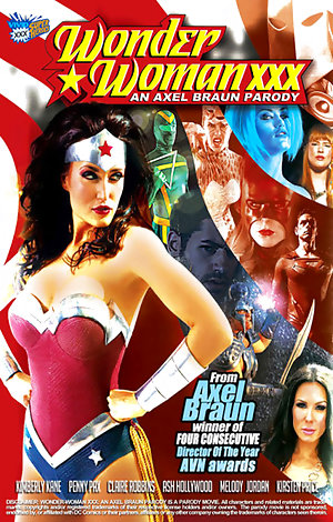 Wonder Woman XXX - An Axel Braun Parody  Porn Video Art