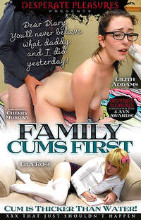 Family Cums First | Adult Rental