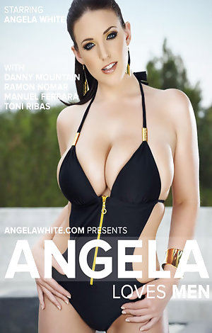 Angela Loves Men Porn Video