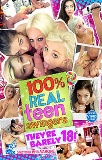 100% Real Teen Swingers - They're Barely 18