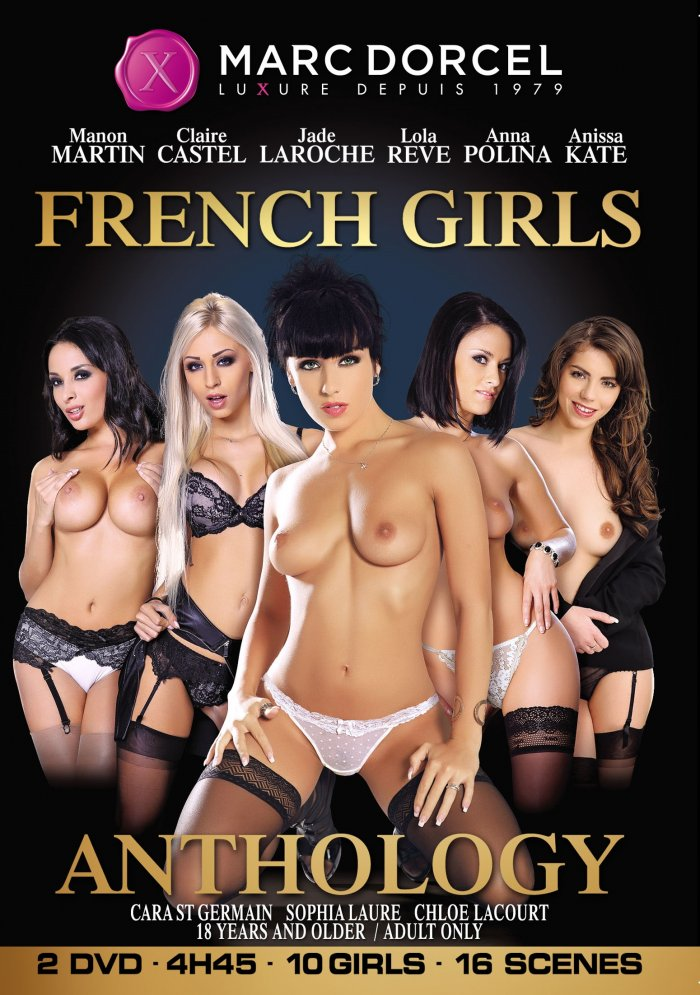 French Girls Anthology - Disc #2 Porn Video