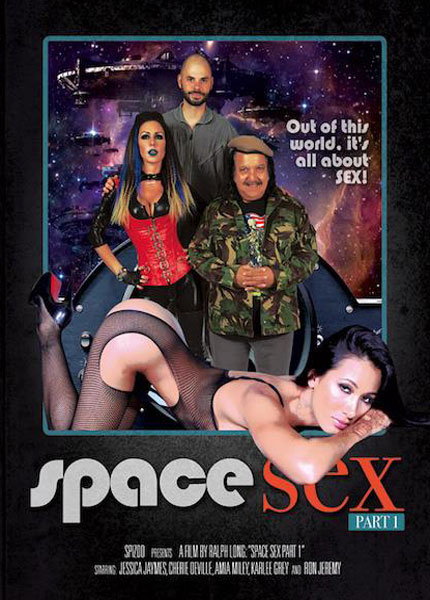 Space Sex Porn Video Art