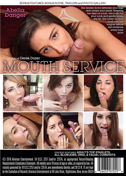 Mouth Service Porn Video Art