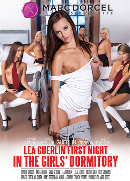 Lea Guerlin - First Night in the Girls' Dormitory Porn Video Art
