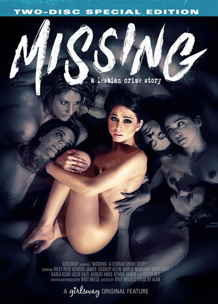Missing - A Lesbian Crime Story Porn Video