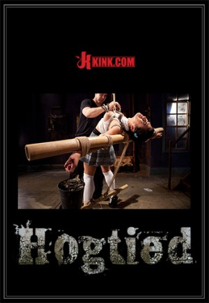 Hogtied - Mia Li Porn Video Art